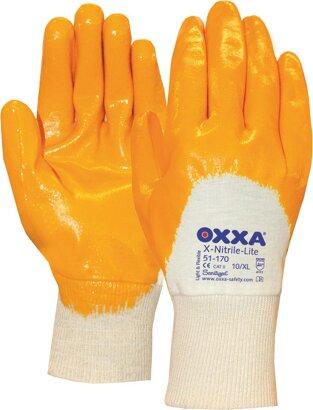 Handschuh OXXA X-Nitrile-Lite