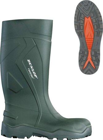 Stiefel Dunlop Purofort+ S5CI SRC
