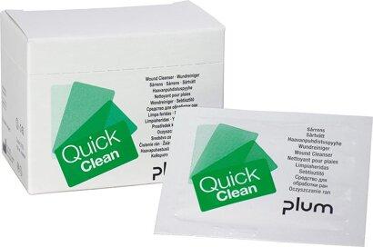 Wundreiniger QuickClean Box mit 20 Stück