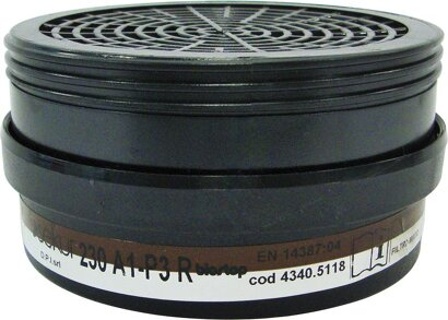 Filter 230 A1-P3R D für Polimask 230