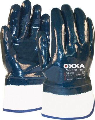 Handschuh Oxxa X-Nitrile-Pro Stulpegeschlossen