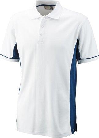 Poloshirt Function Kontrast