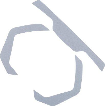 Reflexstreifen Kit Basic für Cross Helme