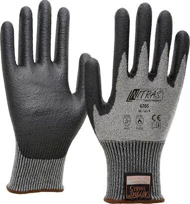 Schnittschutzhandschuh Taeki5 PU-beschichtet