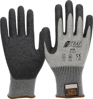 Schnittschutzhandschuh Taeki5 Latex-beschichtet