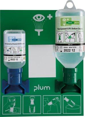 Augen-Notfallstation inkl. 2 Flaschen