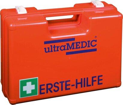 Erste Hilfe Koffer Basic orange