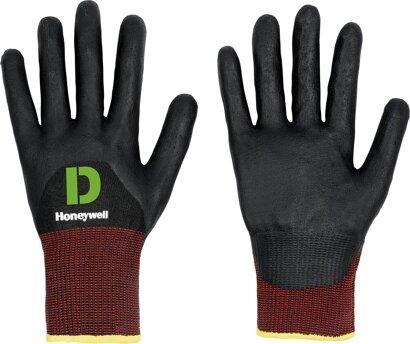 Handschuh Diamond Black Comfort 3/4 C+G