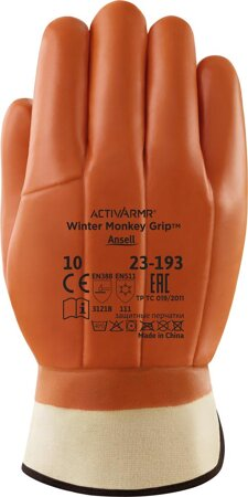 Handschuh Winter Monkey Grip 23-193