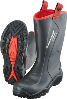 Stiefel Dunlop Purofort+ Rugged