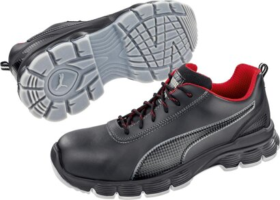Halbschuh CONDOR BLACK LOW S3