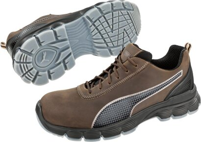 Halbschuh CONDOR BROWN LOW S3