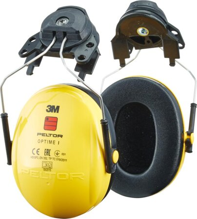 Gehörschützer Peltor Optime1 H510P3EA