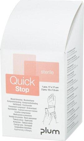 Wundverband QuickStop Set mit 3 Stück