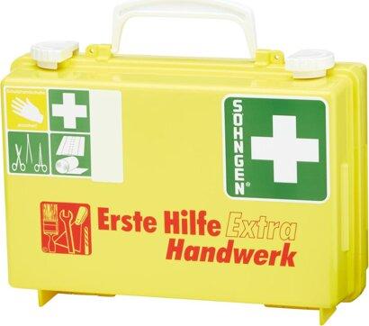 Erste Hilfe Koffer Handwerk Extra DIN 13157