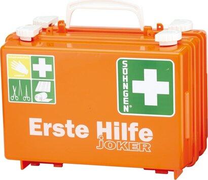 Erste-Hilfe-Koffer Joker DIN 13157