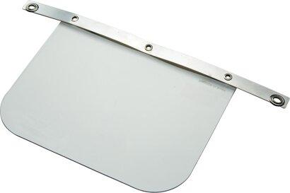 Gesichtsschutzschild PC 500x250 mm klar