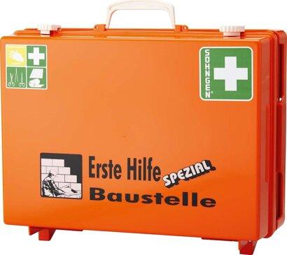 ErsteHilfe-Koffer SpezialMT-CD Baustelle orange