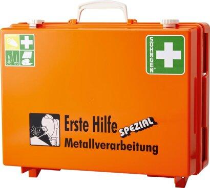 Erste-Hilfe Spezial MT-CDMetallverarbeitung orange