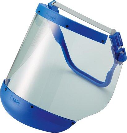 Elektrikerschutzschild mit Helmhalterung