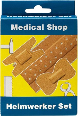 Medical Shop Heimwerker-Set