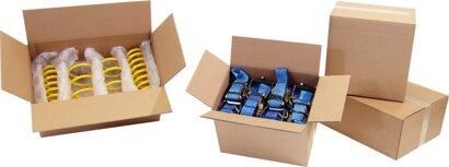 2-wellige Falt-Kartonage für Güter bis 50 kg