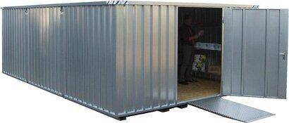 Container Kombination SCC mit Boden