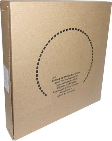 PP Kunststoffband Spenderkarton