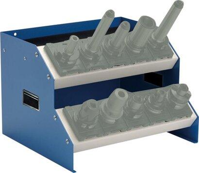 CNC-Tischaufsatzgestell, 2 Etagen