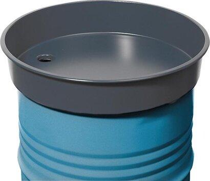 Einfülltrichter Stahl für Fässer