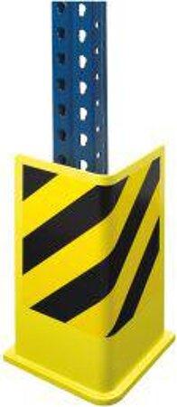 Schutzecken schwarz-gelb