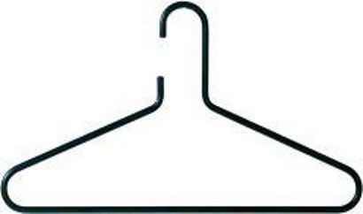 Kleiderbügel, Aluminium