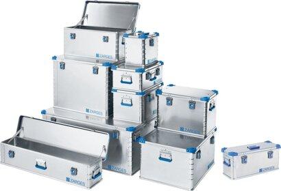 Eurobox/Alu-Transportbox