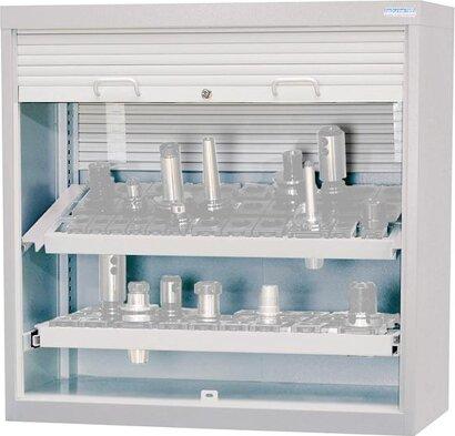 CNC-Aufsatzschrank inklusive CNC-Einsätze