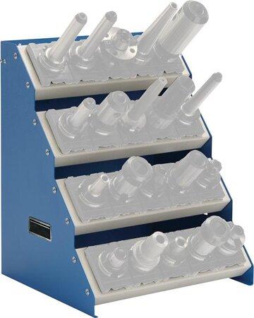 CNC-Tischaufsatzgestell, 4 Etagen