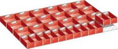 Einsatzkästen 54x36, 30 Stück