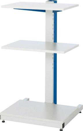 Computer-Ständer, Höhe 1140/1230 mm