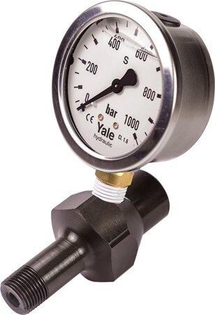GYA-63 Manometersatz für Handpumpen