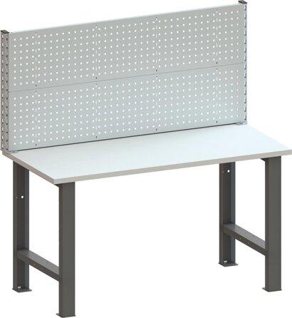 Aufbauten für Werkbänke, RAL 7035