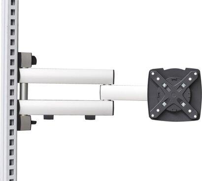 Zubehör zu Multi4easy Systemtisch TFT Schwenkarm Adapter für Systemnut