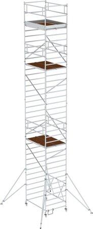 Aluminium-Klappgerüst Arbeitshöhen 8,80 - 12,80 m