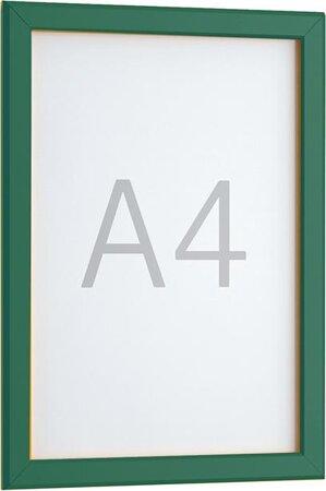 Klapprahmen Format DIN A4, magnethaftend