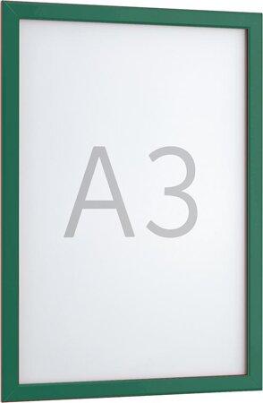Klapprahmen Format DIN A3, magnethaftend