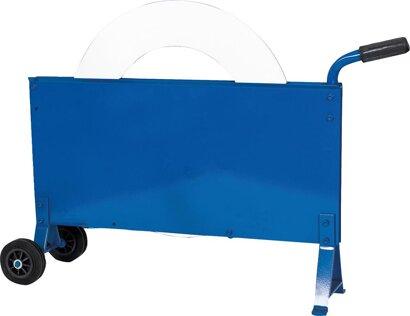 Abrollwagen fahrbar für Stahlband