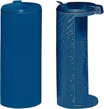 Abfallsammler mit Kunststoffdeckel