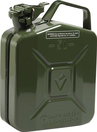 Stahlblech-Kraftstoffkanister