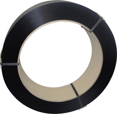 PP Kunststoffband Großrolle mit 406-mm-Kern