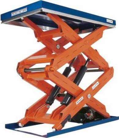 Kompakt-Hubtisch, Einfach-/Doppelschere
