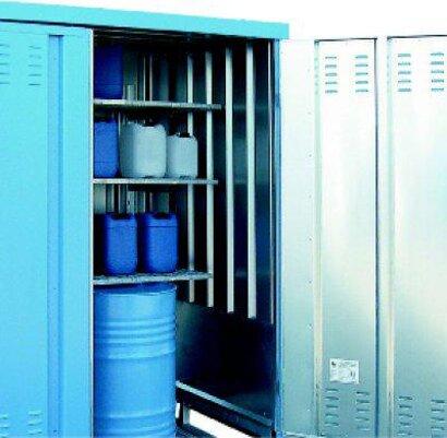 Regal-Sets für Sicherheitslagerhäuser