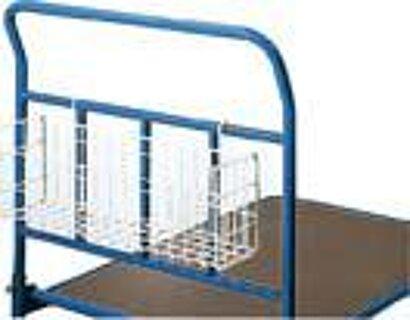 Drahtkorb für Kleinteile zum einhängen für Tischwagen